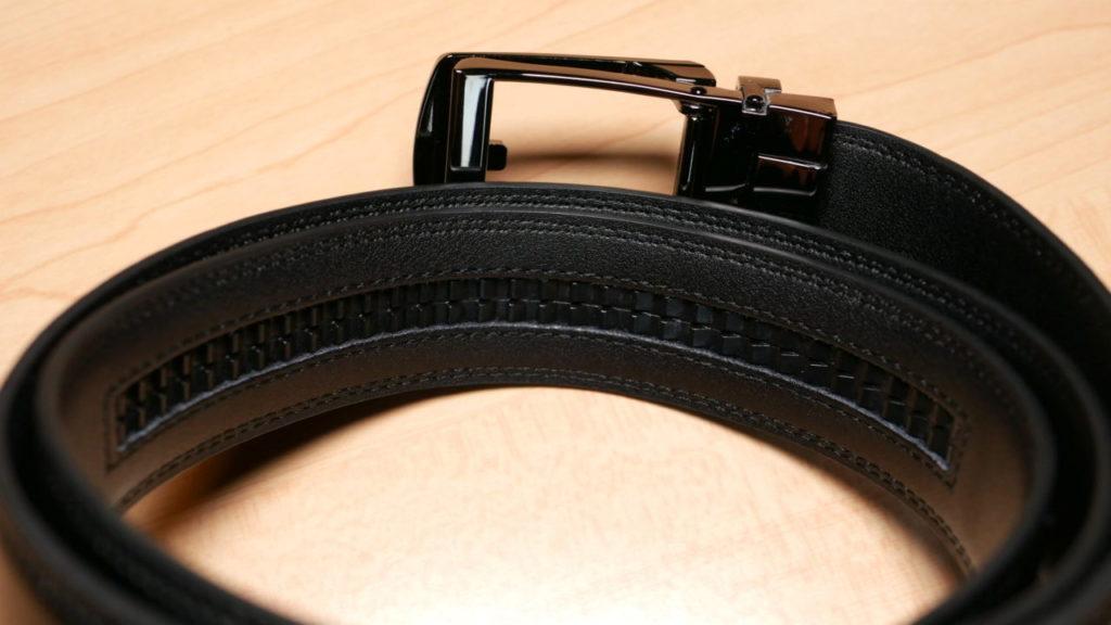 オートロック式のベルトの特徴