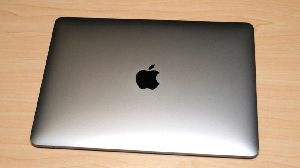 購入したMacbook 12インチのモデル・スペック