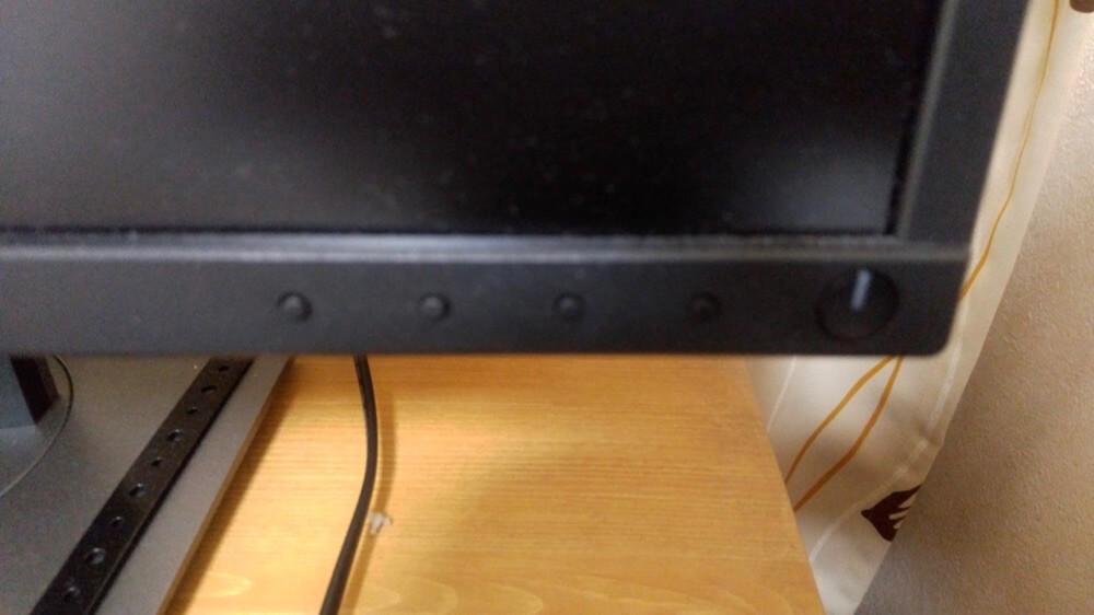 「Dell SE2216H」の良い点