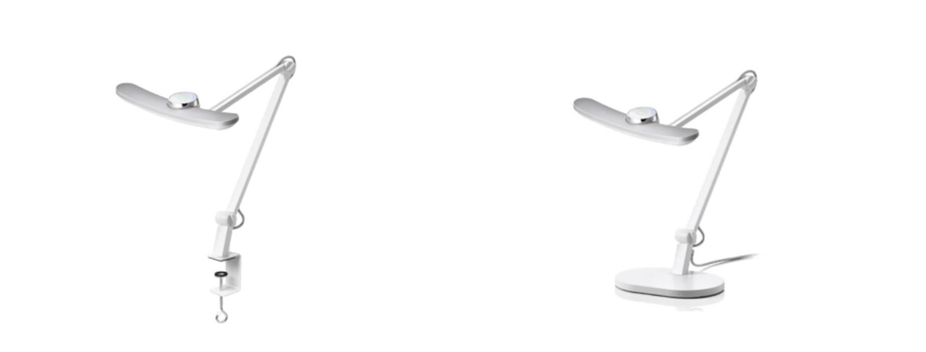 BenQ WiT MindDuoはスタンドタイプとクランプタイプの2種類ある