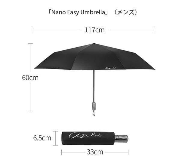 Nano Easy Umbrellaとは?