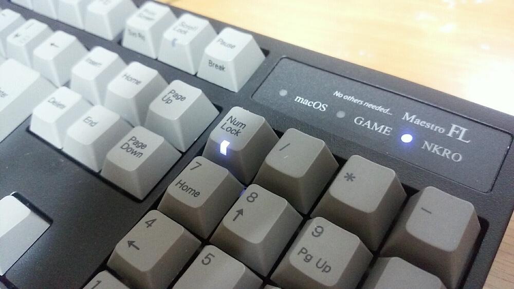 アーキス Maestro FLはMacにも対応