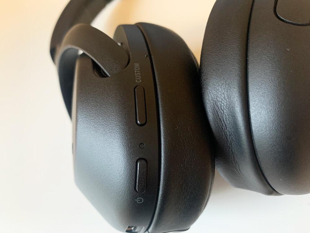 SONY WH-XB900Nはノイズキャンセリング以外にも、AIによる自動調整などの機能が盛りだくさん