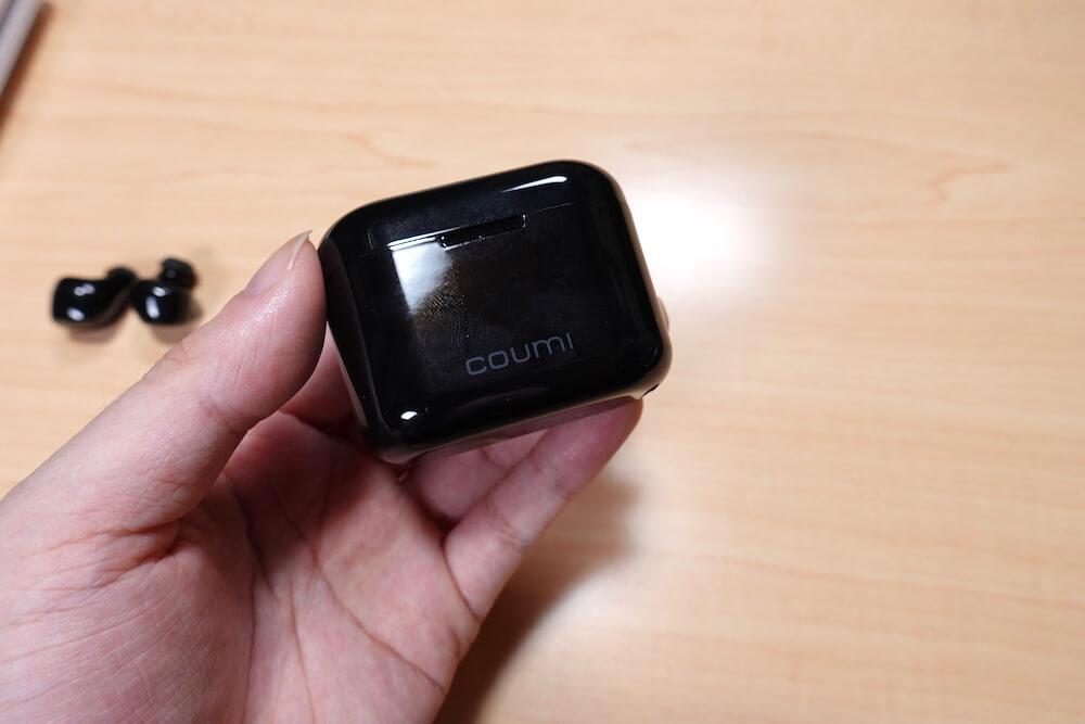 COUMI Ear Soul TWS-817Aを使ってみた感想