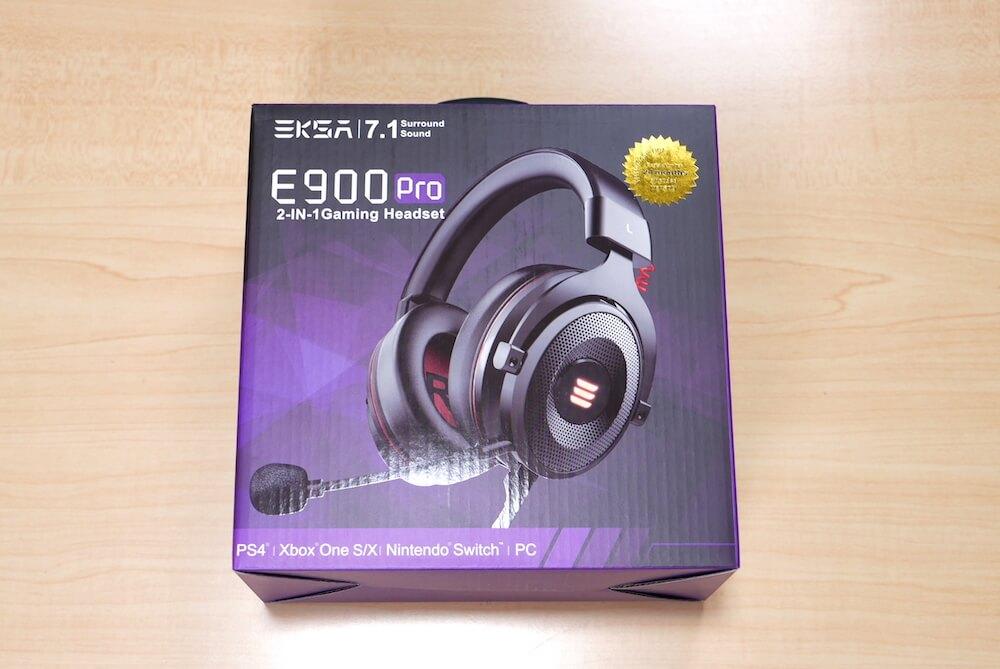 EKSA E900 Proの概要と特徴