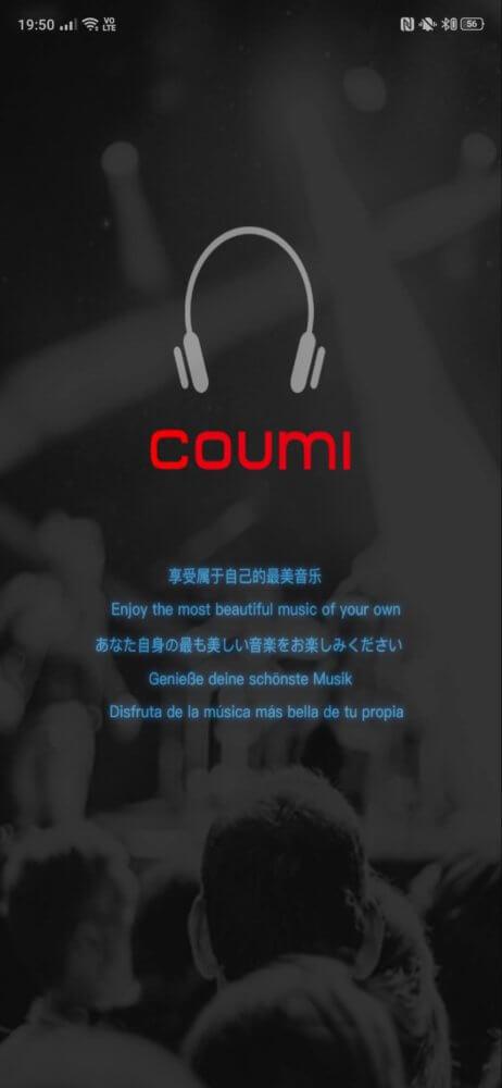 COUMI Ear Soul TWS-817AのカスタムEQアプリの使い方