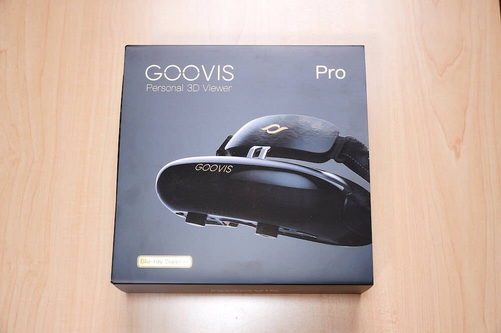 GOOVIS Proのスペック・特徴