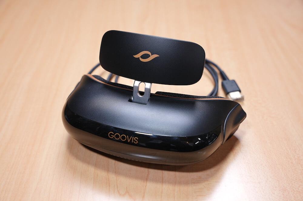 GOOVIS Proの接続方法、使い方