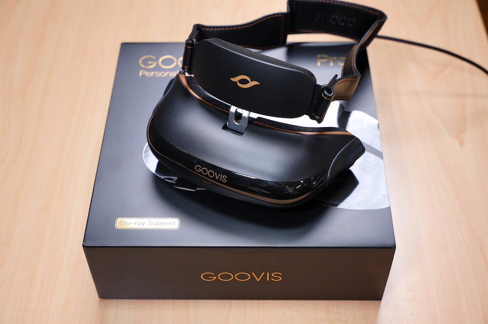 GOOVIS Proの評価、レビューまとめ