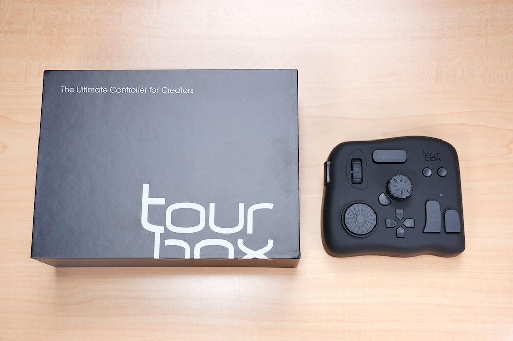 TourBoxの概要